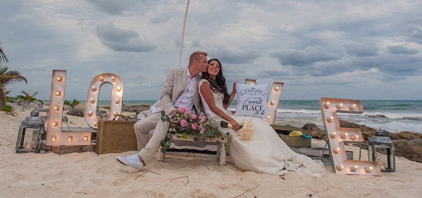 Bodas Turquesa – Wedding Planner Cancun, Riviera Maya y Tulum